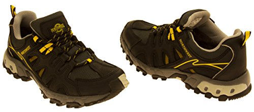 Yellow Territory Waterproof Hiking Womens Studio Northwest Footwear Leather Walking Shoes xnzIqXH