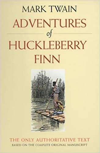 Amazon Adventures Of Huckleberry Finn Mark Twain Library