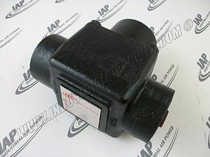 Válvula de control térmico - diseñado para uso con Ingersoll Rand compresores de aire: Amazon.es: Amazon.es