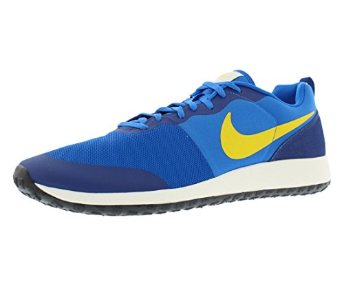 Nike Elite Shinsen Heren Sneaker Soaring / Deep Royal Blue / Sail / Tour Yellow