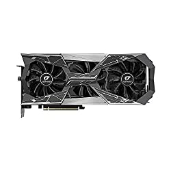 Docooler Colorful Graphic Card iGame GeForce RTX 2080Ti Computer Graphic Card Vulcan X OC GDDR6 11G