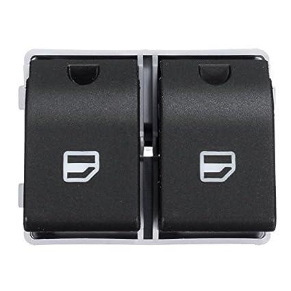 Viviance Interruptor De Control De Ventana Eléctrica para VW Polo ...