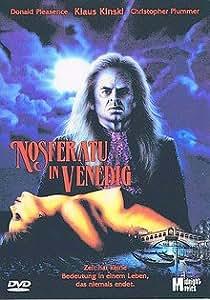 Amazon.com: Vampire in Venice (uncut): Klaus Kinski ...
