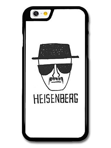 Heisenberg Breaking Bad Walter White Minimalist Illustration coque pour iPhone 6