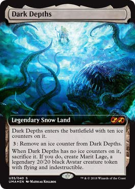 Magic: The Gathering - Dark Depths - Foil - Ultimate Masters Box Toppers - Mythic Rare