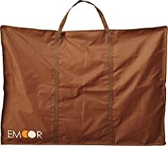 Protect your Futon from house dusts.you can carry Futon easily by bag's handles.