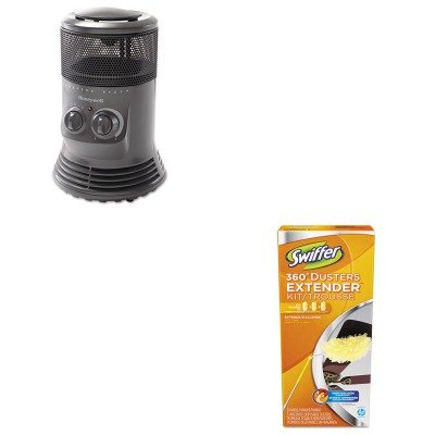 KITHWLHZ0360PAG82074 - Value Kit - Honeywell Mini-Tower Heater (HWLHZ0360) and swiffer duster with extend hndl (PAG82074)