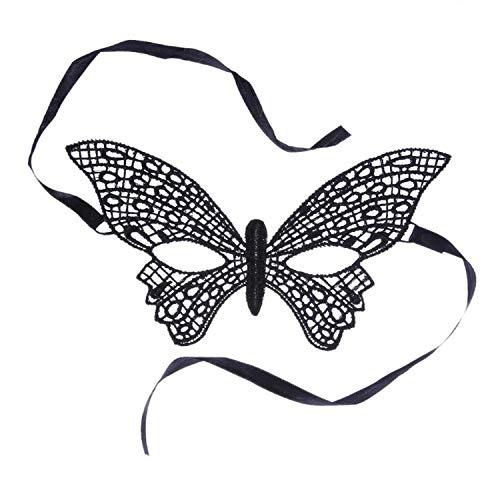 1Pc Women Costume Eye Mask Sexy Lace Eye Mask Venetian Masquerade Ball Halloween Party Fancy Dress Costume,06 -