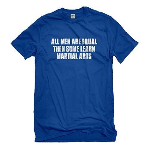 Mens All Men Are Created Equal XX-Large Royal Blue - Rb 3387