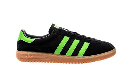 adidas Originals Bermuda core black-green-gum2 115