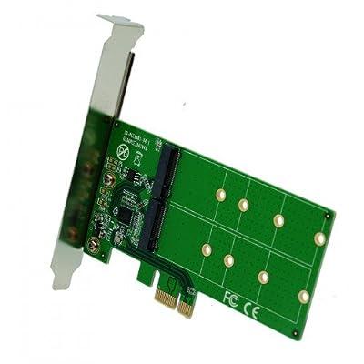 IO Crest 50mm SSD to 2.5-Inch SATA III Adapter SI-ADA40066