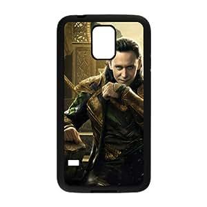 loki tom hiddleston Phone Case for Samsung Galaxy S5 BY RANDLE FRICK by heywan