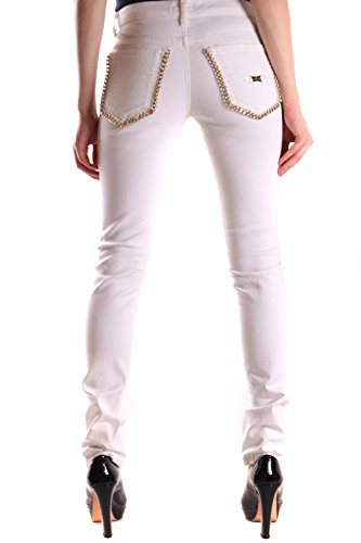 Cotone Mcbi256071o Jeans Donna Bianco Richmond HqTfaT