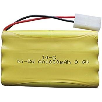 Amazon.com: Venom 9.6V 2000mAh 8-Cell NiMH Battery for