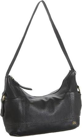 Amazon.com: The Sak Kendra Hobo Shoulder Bag, Black, One Size ...
