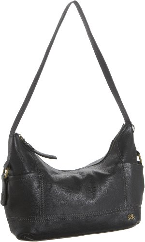 The Sak Kendra Hobo Shoulder Bag, Black, One Size