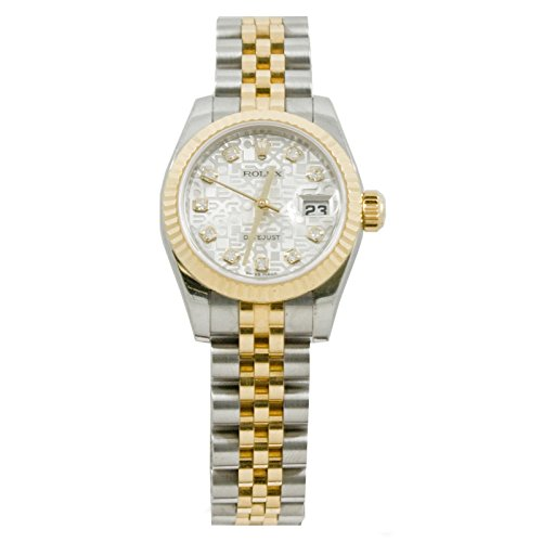 Rolex Datejust automatic-self-wind womens Watch 179173 (Certified Pre-owned) ()