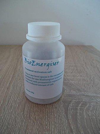 Activation salt for Hydrosana and Bioenergiser Detox Spa 100g by chi-enterprise