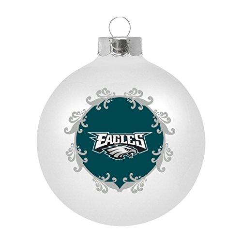 Philadelphia Eagles Christmas Ornament (NFL Philadelphia Eagles Large Ball Ornament)