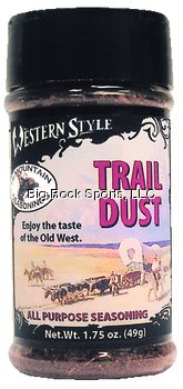 Hi Mountain Jerky 27 Western Sizzle Seasoning - Trail Dust