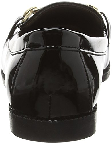 New Look Jerfferey, Mocasines para Mujer negro (black/01)