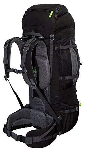 Mochila de Trekking 100L + 20L TASHEV MOUNT 120 litros - Mochila con cubierta impermeable: Amazon.es: Deportes y aire libre
