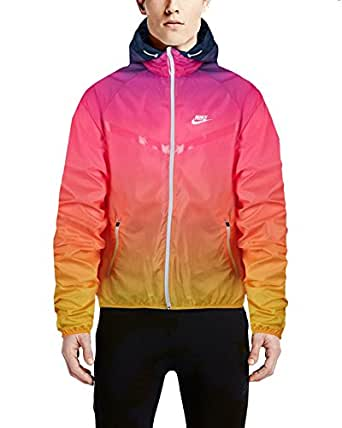 Men's Nike Sunset Windrunner Jacket (Large)