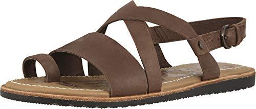Tobacco Womens Flat Boots - Sorel Women's, Ella Criss Cross Sandals Tobacco 7 M