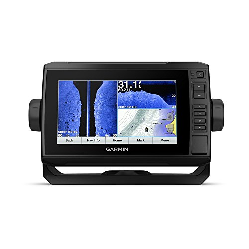 Garmin Echomap Plus 73SV with CV52HW-TM transducer, 010-01897-01