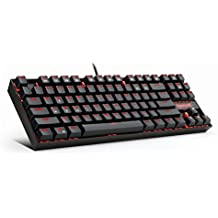 Redragon K552 KUMARA LED Backlit Mechanical Gaming Keyboard (Black)