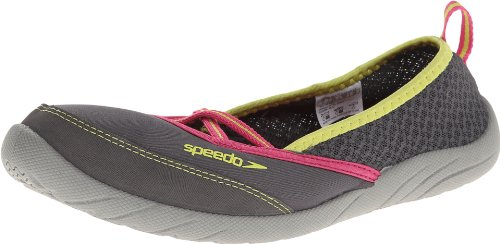 Neutral Grey Water Pull Women's Runner Beach 0 On Gull Speedo Amphibious Shoe 2 Dark SAR7x8Onq