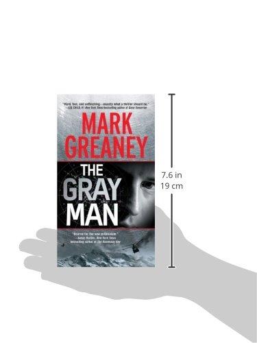 Top 3 best mark greaney gray man series