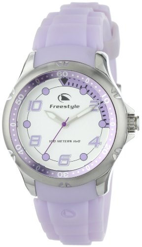 Dive Hammerhead Watch (Freestyle Women's 'The Hammerhead XS' Quartz Stainless Steel and Polyurethane Casual Watch, Color:Purple (Model: FS84961))