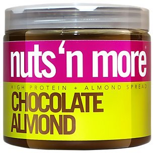 Nuts 'N More Almond Butter, Chocolate, 16 Ounce