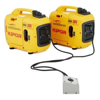 Amazon Com Kipor Ig1000p Carb Generator 1kw Garden