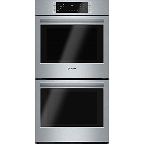"Bosch - 800 Series 27"" Built-in Double Electric Convection W"