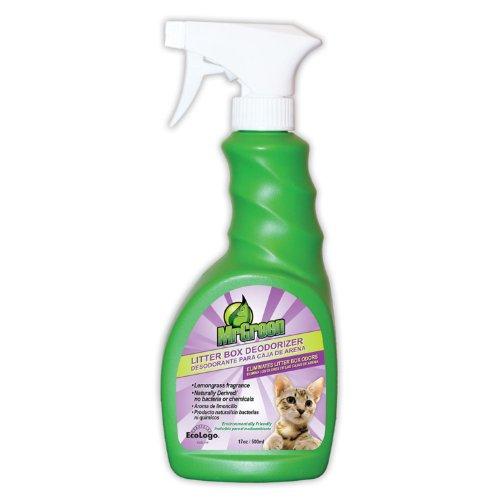 MrGreen 17-Ounce Cat Litter Box Deodorizer, My Pet Supplies