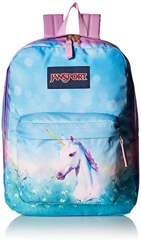 JanSport Superbreak Backpack Unicorn Dream