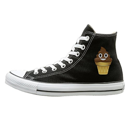 sh-rong-cute-poop-emoji-ice-cream-high-top-sneakers-canvas-shoes-slip-on-sneaker-unisex-style