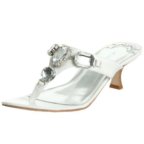 Matisse Women's Minx Sandal,White,6.5 M US