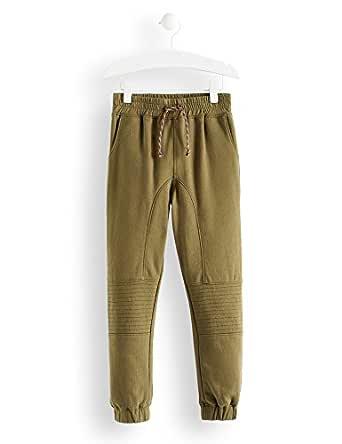 RED WAGON Pantalones de Deporte Niños, Verde (Burnt Olive), 110 ...