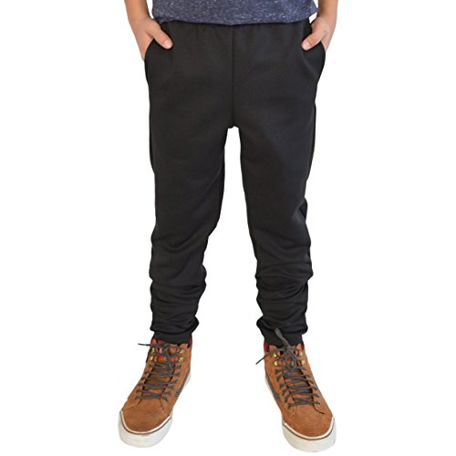 Stretch is Comfort Boy's Slim Fit Jogger Play Pant – DiZiSports Store