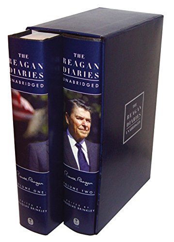 The Reagan Diaries by Douglas Brinkley