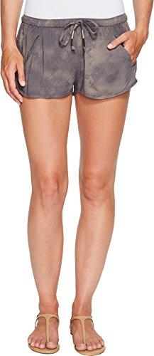 Roxy Women's Runaway Short Black Cloud Wash (Roxy Lightweight Shorts)