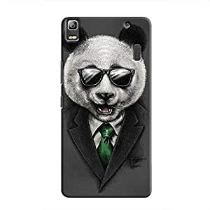 Cover It Up Panda Boss Hard Case for Lenovo A7000 - Multi Color