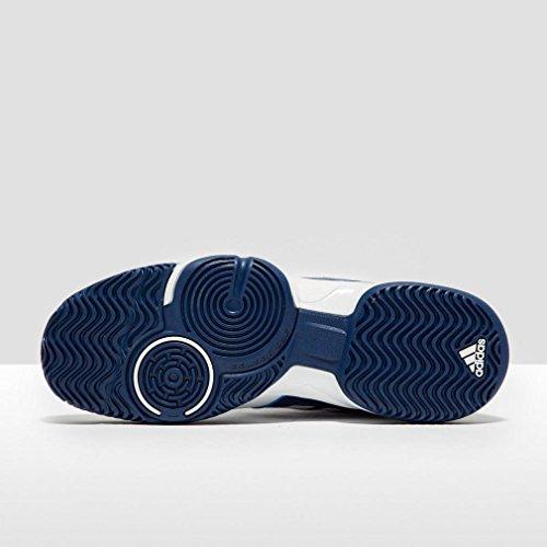 Bianco Da Xj Barricade Scarpe Club Ragazzo Tennis Adidas H7OqfR
