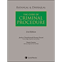 Ratanlal & Dhirajlal's The Code of Criminal Procedure