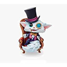 Official Genuine Limit Style LEAGUE OF LEGENDS LOL GENTLEMAN GNAR Toy Tabletop Figure Doll