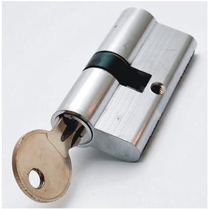 ABUS Cerradura de puerta con llave reversible y función de peligro y emergencia EC750 35/