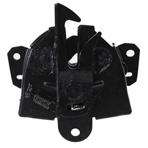 03-06 Outlander 2.4L Front Hood Latch Lock Bracket Steel MI1234110 MR970984 NEW Aftermarket Auto Parts